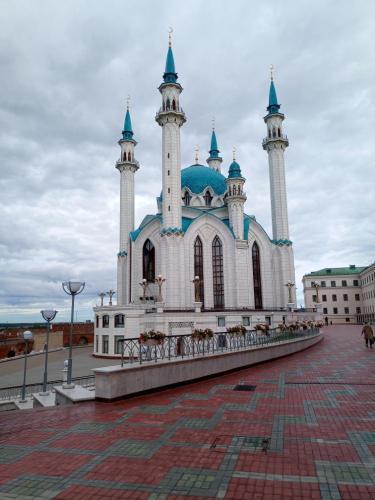 Kul-Scharif Moschee in Kasan (Russland)